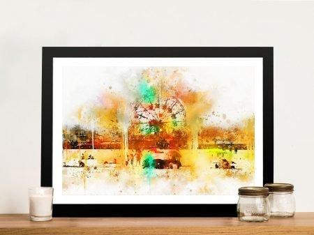 Buy a Coney Island Print by Philippe Hugonnard