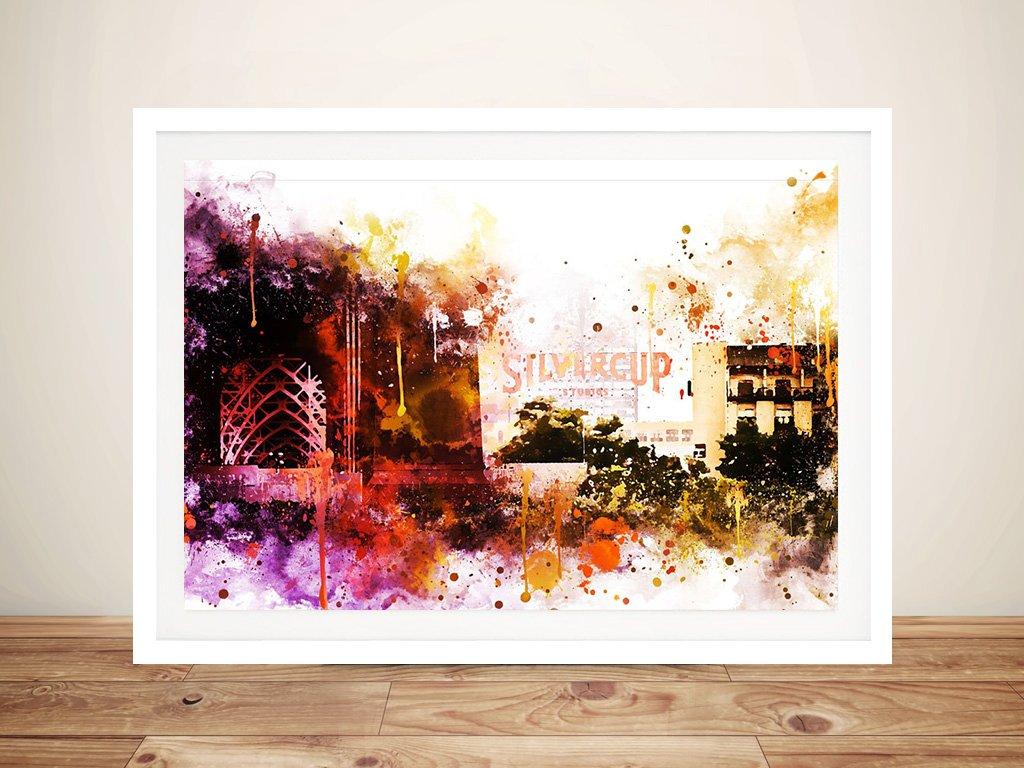 Buy Silvercup Studios Framed Canvas Wall Art