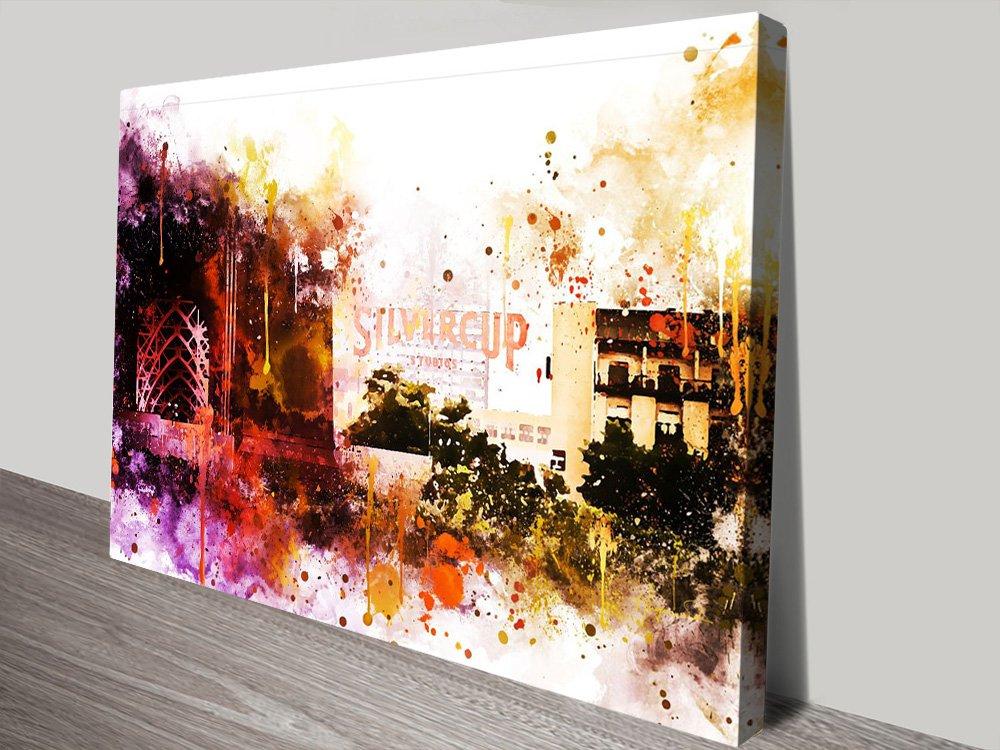 Buy Silvercup Studios Prints by P.Huggonard
