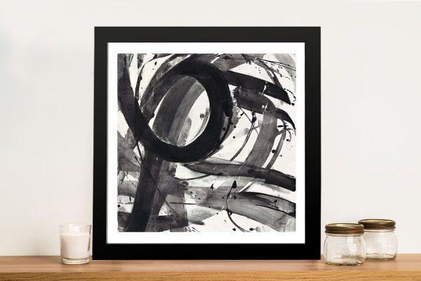 Buy a Framed Canvas Print of Roller Coaster ll