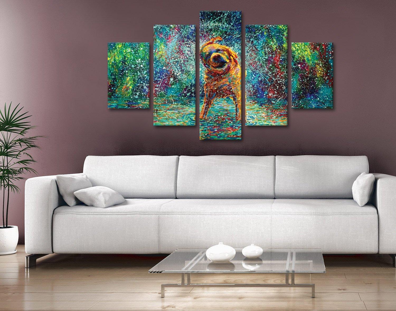 Buy Shakin' Jake Framed Wall Art by Iris Scott
