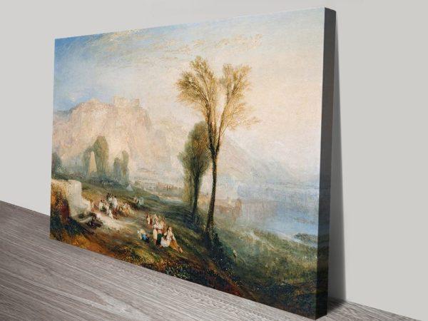 Buy View of Ehrenbreitstein Cheap Art Online