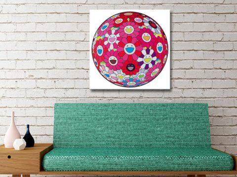 Buy Flower Ball Cheap Japanese Street Art AU