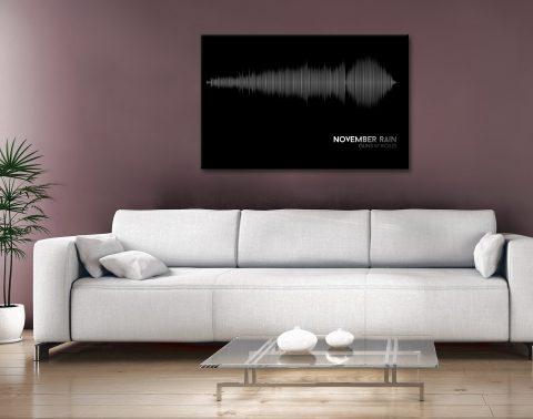 Soundwave Wall Art Great Gift Ideas Online