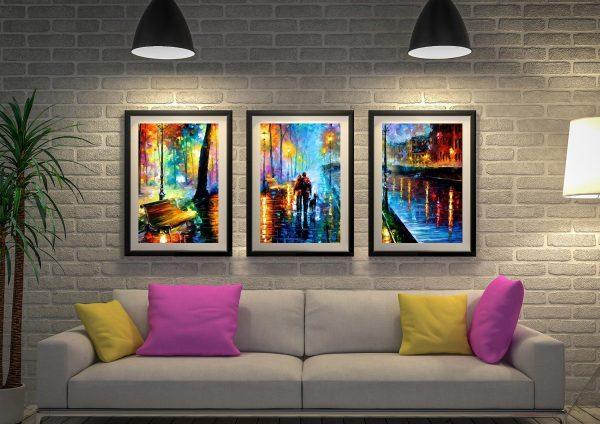 Buy Leonid Afremov Wall Art Cheap Online