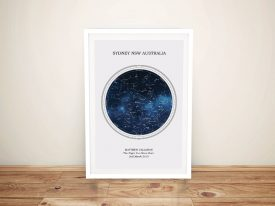 Personalised-star-maps