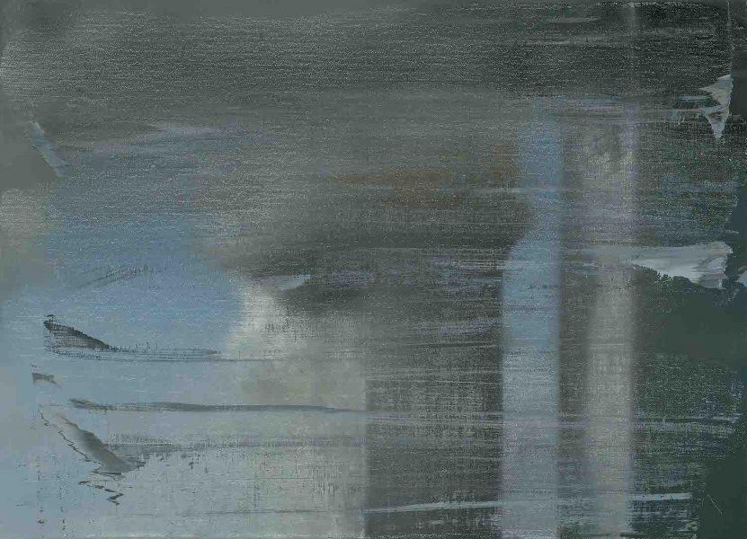 September 2005 Gerhard Richter Print