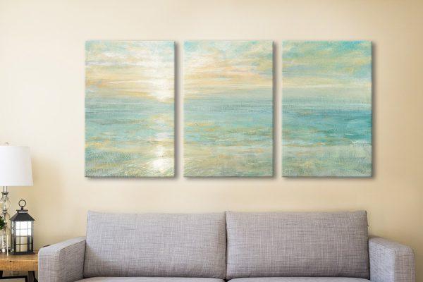 Buy Sunrise By Danhui Nai 3-Piece Art
