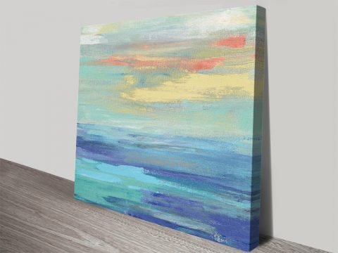 Buy Pretty Seascape Wall Art by Silvia Vassileva