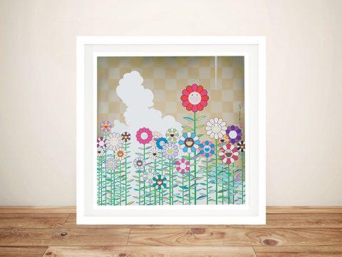 Buy Warm and Sunny Framed Animae Wall Art
