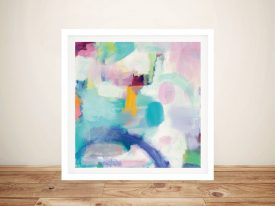 Buy Trial and Airy Affordable Abstract Art