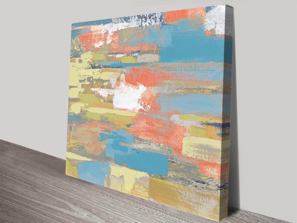 Buy Silvia Vassileva Colourful Abstract Prints