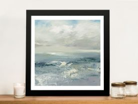 Buy Waves Surf Wall Art by Julia Purinton