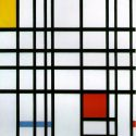 7 Famous Paintings by Piet Mondrian