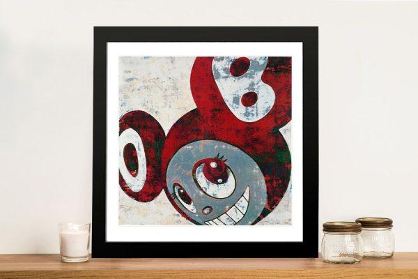 Buy And Then Framed Japanese Street Art