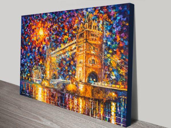 Buy Afremov Wall Art Prints Great Gifts Online