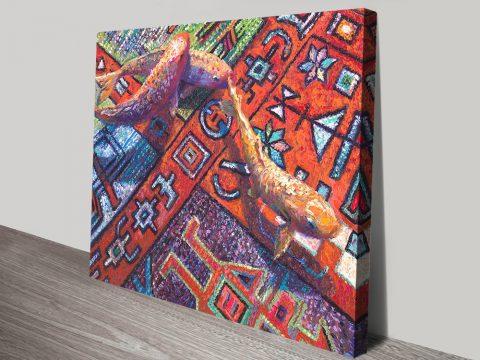 Buy Carp Et Koi Cheap Iris Scott Prints Online