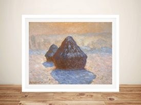 Buy Haystacks Classic Monet Wall Art Prints