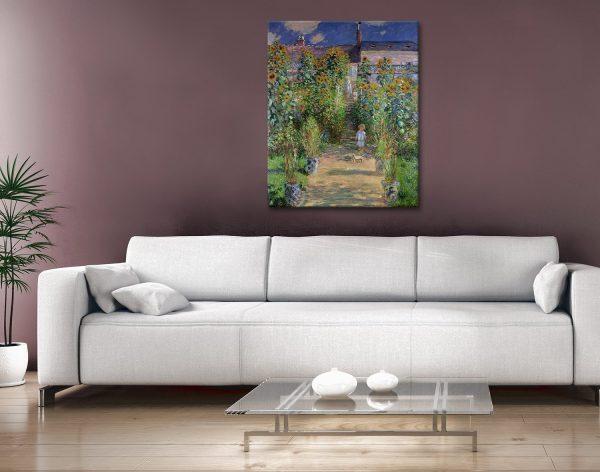 Buy Monet's Garden at Vétheuil Gift Ideas AU