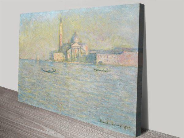 Buy a San Giorgio Maggiore Print Cheap Online