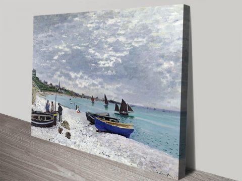Buy The Beach at Sainte-Adresse Cheap Classic Art