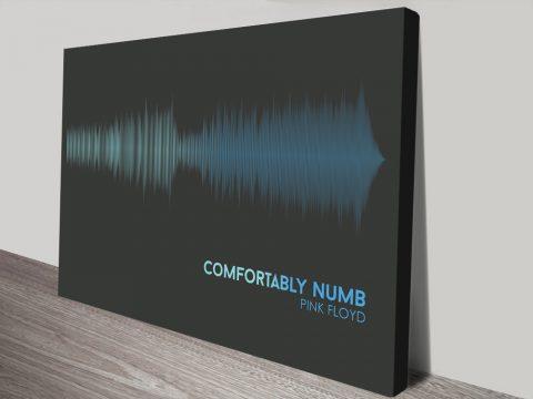 Pink Floyd Comfortably Numb Art Brisbane
