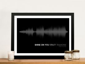 Buy Pink Floyd Soundwave Art Prints