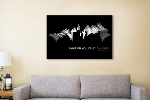 Buy Pink Floyd Soundwave Art Gift Ideas AU