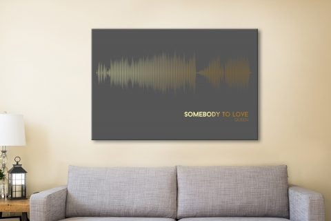 Buy Queen Sound Art Prints Cheap Online