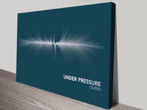 Buy Affordable Queen Sound Art Prints Online