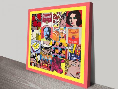 Buy Retro Pop Art 3 Great Gift Ideas Online