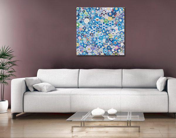 Buy a Shangri-La Blue Print Great Gift Ideas AU