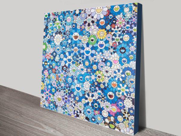 Buy Shangri-La Blue Murakami Prints Online
