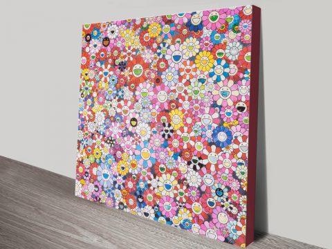 Buy Colourful Japanese Street Art Cheap Online