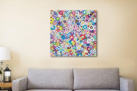 Buy Shangri-La Happy Flowers Art Online AU