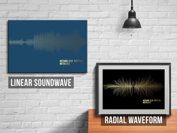 Soundwave Artwork Style Designs