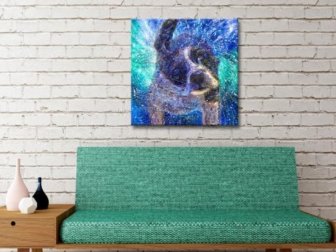 Buy Spinning Spaniel Wall Art Gift Ideas AU