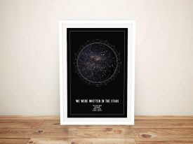 personalised star chart style 2