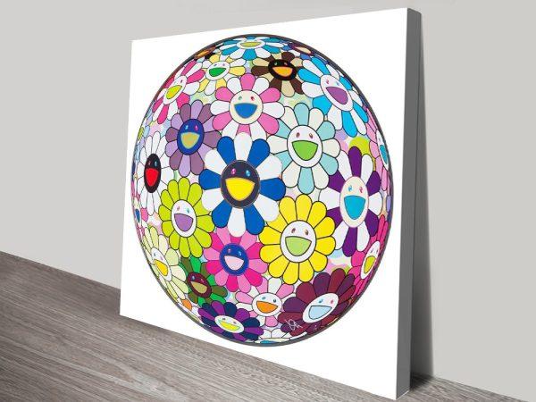 Buy a Print of Awakening Colourful Wall Art AU