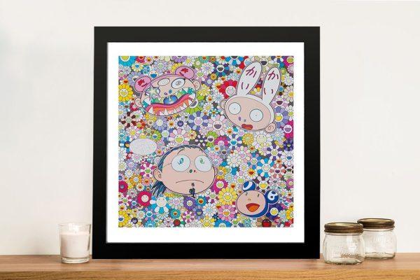 Buy The Creative Mind a Japanese Street Art Print