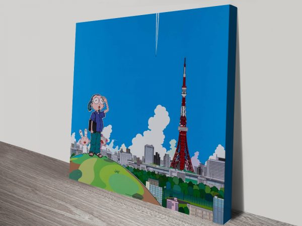 Buy Tokyo Tower Affordable Contemporary Art