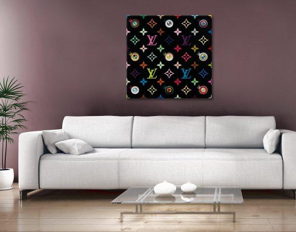 Buy I Love Superflat Wall Art Great Gift Ideas AU