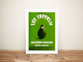 Buy Led Zeppelin Concert Memorabilia Art