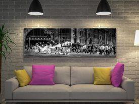 Buy a Panoramic Print of Flinders Street Station