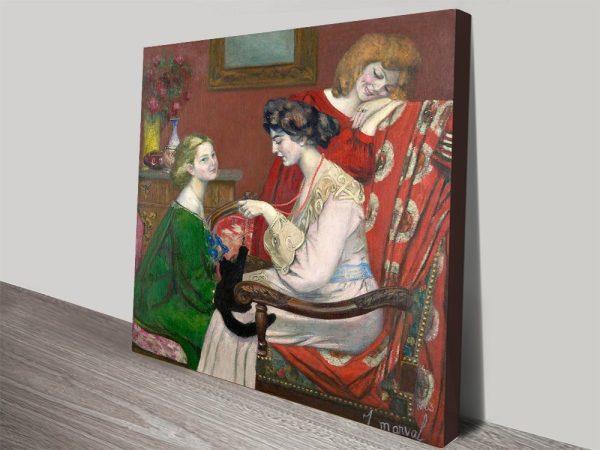 Buy Les Coquettes Cheap Classic Prints AU