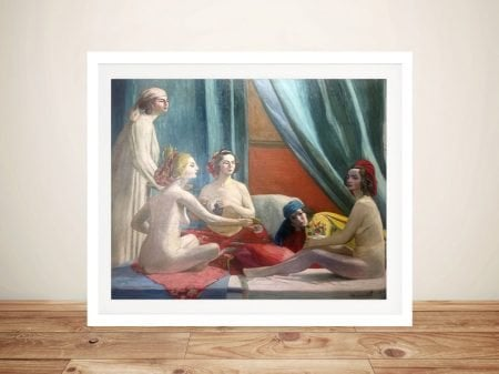 Buy Les Odalisques Classic Marval Wall Art