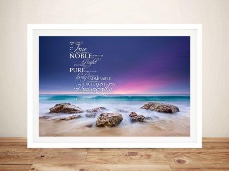 Inspirational Quotes Art