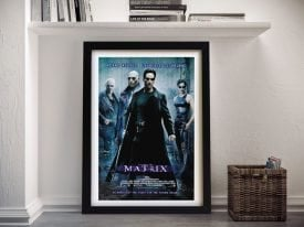 Buy a Framed Poster Print for The Matrix