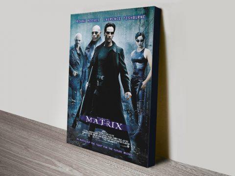 The Matrix Cheap Movie Poster Prints AU