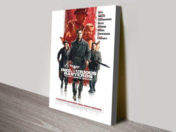 Inglourious Basterds Movie Poster Gift Ideas AU